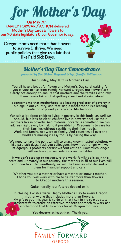 Mother's Day Remonstrance 2015 (1)